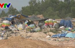 Quảng Nam: Bao giờ chấm dứt tình trạng chôn lấp chất thải thủ công?