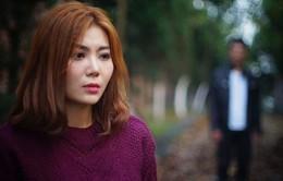 """Thanh Hương kiệt sức sau cảnh phim khủng khiếp trong """"Quỳnh búp bê"""""""