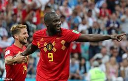 Kết quả FIFA World Cup™ 2018: Lukaku lập cú đúp bàn thắng, ĐT Bỉ thắng đậm ĐT Panama