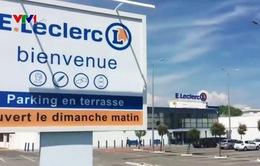 Tấn công bằng dao tại siêu thị ở Pháp