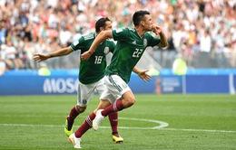Chấm điểm trận Đức 0-1 Mexico: Cả thế giới gọi tên Lozano