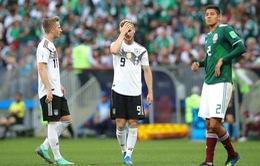 Khoan hãy gọi trận thua của ĐKVĐ Đức trước Mexico tại FIFA World Cup™ 2018 là cú sốc!