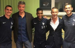 Đang World Cup, 3 tuyển thủ Pháp ký hợp đồng cùng lúc với Atletico Madrid