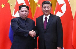 Nhà lãnh đạo Triều Tiên Kim Jong-un thăm Trung Quốc lần thứ 3