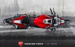 Nhìn lại thành công ngoài mong đợi của Ducati Monster