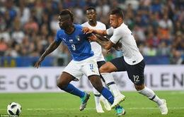 Kết quả giao hữu quốc tế rạng sáng ngày 02/6: ĐT Pháp 3-1 ĐT Italia