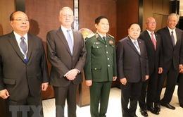 Đối thoại Shangri-La 2018: Bộ trưởng Bộ Quốc phòng Việt Nam xác định nền tảng hòa bình