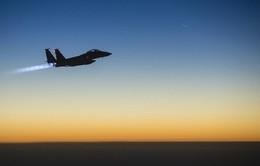 Một máy bay chiến đấu của Iran bị rơi