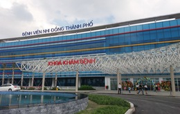 TP.HCM: Khánh thành Bệnh viện Nhi hiện đại nhất Việt Nam