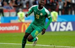 """Chấm điểm Senegal: Niang sắm vai """"người hùng"""" trong ngày ra quân FIFA World Cup™ 2018"""
