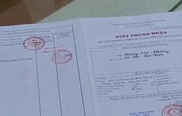 Hà Nội: 12 năm chưa cấp xong sổ đỏ cho người dân ở phố Hoàng Sâm