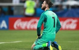 """Đẩy nhanh tiến độ, Man Utd quyết """"trói"""" De Gea"""