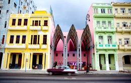 Kiến trúc Cuba: Sự giao thoa huyền ảo giữa quá khứ và hiện tại