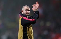 """""""Thần đồng không lớn"""" Wilshere viết tâm tư đẫm nước mắt chia tay Arsenal"""
