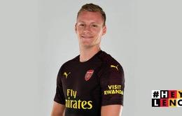 Arsenal chính thức hoàn tất bản hợp đồng thứ 2