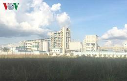 Rơi từ tầng 5 thang máy, 1 công nhân nhà máy Alumin tử vong