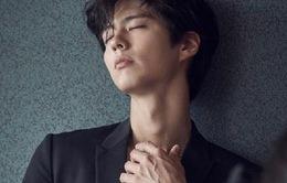 Park Bo Gum đầy trầm tư trong bộ ảnh mới