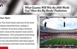"""Các ngân hàng """"phân tâm"""" vì FIFA World Cup™ 2018"""