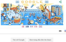 Doodle của Google trong ngày thi đấu thứ 8 của World Cup 2018 có gì?