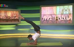 Những nguyên tắc để tránh chấn thương khi luyện tập Yoga