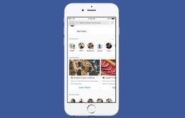 """Facebook Messenger thêm tính năng phát video quảng cáo """"gây khó chịu"""""""
