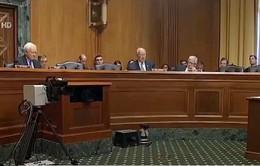 Quốc hội Mỹ lo ngại về việc chính quyền lạm dụng hàng rào thuế