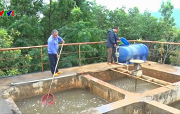 Người dân thị trấn Đăk Rvelo (Kon Tum) lo lắng vì nước sinh hoạt ô nhiễm