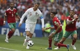 Ronaldo lập kỉ lục tốc độ nước rút - nhưng vẫn xếp sau cầu thủ này tại FIFA World Cup™ 2018