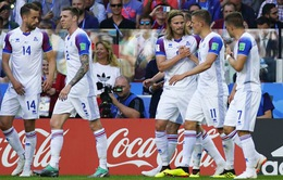 FIFA World Cup™ 2018: ĐT Iceland gặp khó trước trận đấu với Nigeria