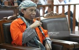 Indonesia tuyên án tử hình giáo sỹ Hồi giáo cực đoan