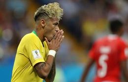 FIFA World Cup™ 2018: Neymar chưa chắc ra sân, Brazil quyết thắng Costa Rica