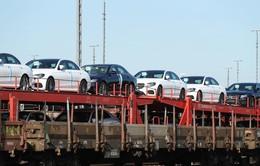 Mỹ dọa áp thuế ô tô nhập khẩu từ EU