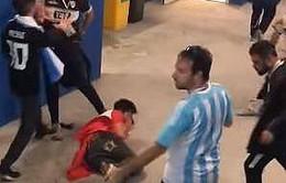FIFA World Cup™ 2018: 1 CĐV Croatia bị hành hung dã man