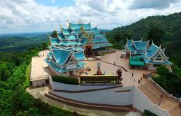 Pa Phukon - Ngôi chùa đẹp nhất vùng Đông Bắc Thái Lan