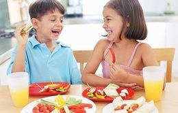 Ăn sáng đủ dinh dưỡng, trẻ thông minh hơn