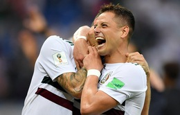 Chấm điểm Hàn Quốc 1-2 Mexico: Son Heung-min ghi bàn nhưng Chicharito xuất sắc hơn