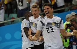 Thắng hú vía, ĐT Đức còn cần điều kiện gì để vào vòng 1/8 FIFA World Cup™ 2018?