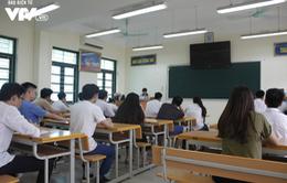 Kỳ thi THPT Quốc gia 2018: 12 thí sinh vi phạm quy chế ở bài thi KHTN và Ngoại ngữ