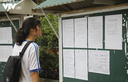 Trường Đại học Bách Khoa Hà Nội chính thức công bố điểm chuẩn 2018