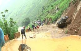 2 người thiệt mạng do mưa lũ tại Quản Bạ (Hà Giang)