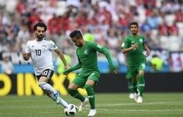 Kết quả FIFA World Cup™ 2018: Salah lập công nhưng ĐT Ai Cập thất bại rời giải