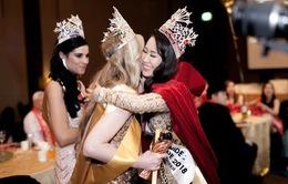 Dương Thuỳ Linh bất ngờ đăng quang Hoa hậu Phụ nữ Toàn thế giới 2018