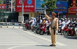 Phân luồng giao thông phục vụ kỳ thi THPT Quốc gia