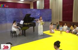 Hòa nhạc cổ điển dành cho trẻ sơ sinh