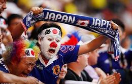Hài hước chuyện người Nhật thiếu nước vì World Cup
