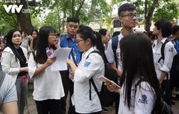 44 thí sinh bị đình chỉ trong ngày thi đầu tiên THPT Quốc gia 2018
