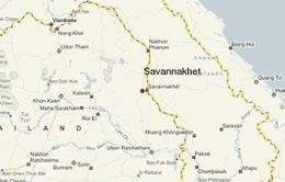 Xe chở 23 người Việt gặp tai nạn tại Lào, 2 người tử vong