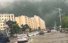 Trung Quốc: Hàng trăm người bị ảnh hưởng bởi lũ lụt