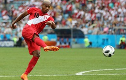 KẾT QUẢ FIFA World Cup™ 2018, ĐT Australia 0-2 ĐT Peru: Chiến thắng toàn diện