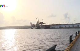 Campuchia khánh thành cầu cảng biển nước sâu